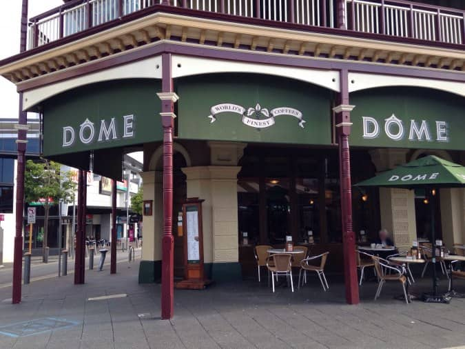 Dome Cafe Opening Hours Perth