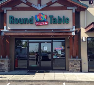 Round Table Pizza Federal Way Federal Way