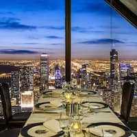 Signature Room at the 95th, Near North Side, Chicago - Urbanspoon/Zomato