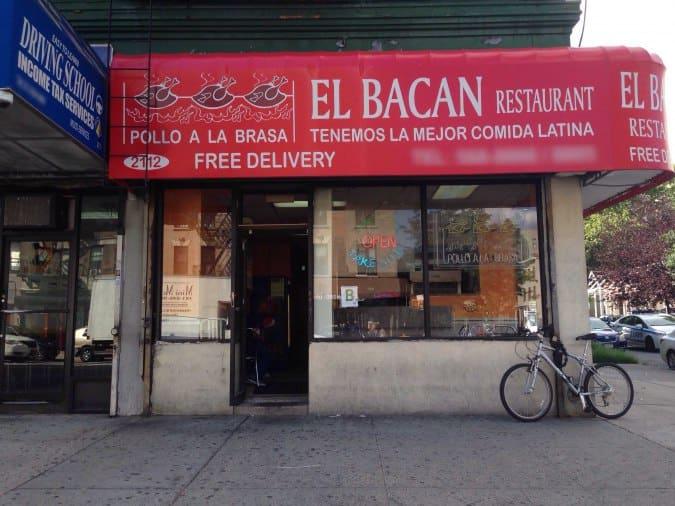 El Bacan Restaurant New York New York City Urbanspoon