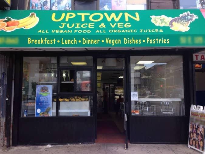 Uptown Veg Juice Bar New York New York City Urbanspoon