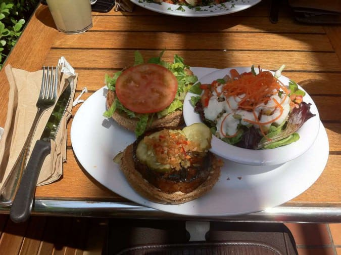 Veggie Grill Delivery Long Beach