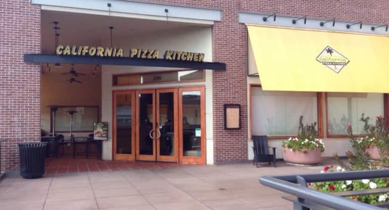 California Pizza Kitchen At Bay Street Emeryville Emeryville