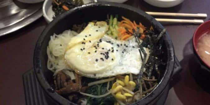 Bbq Garden Korean Restaurant Menu Urbanspoon Zomato