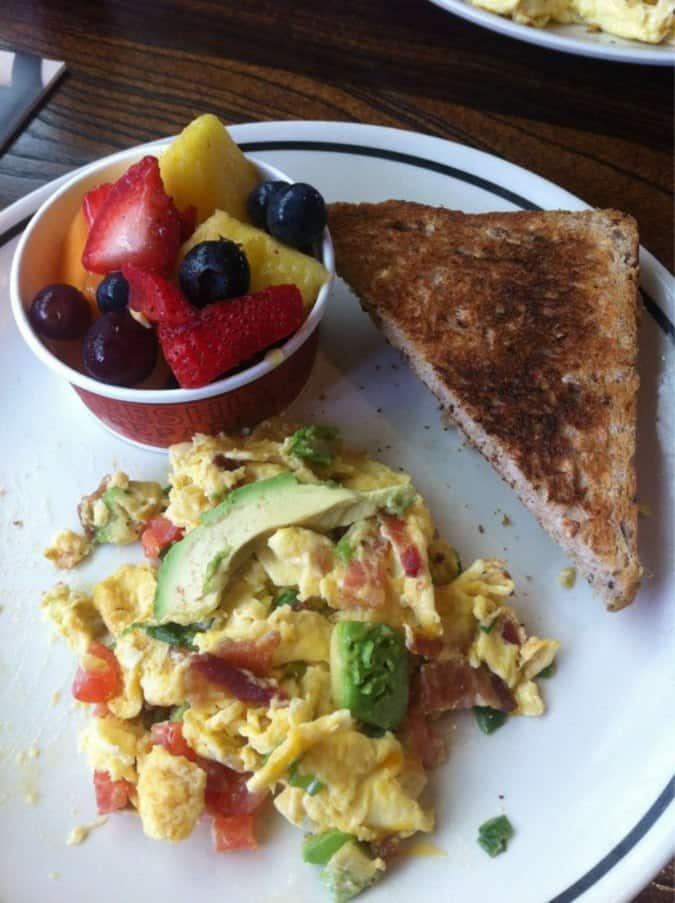 Corner Bakery Cafe Breakfast Hours