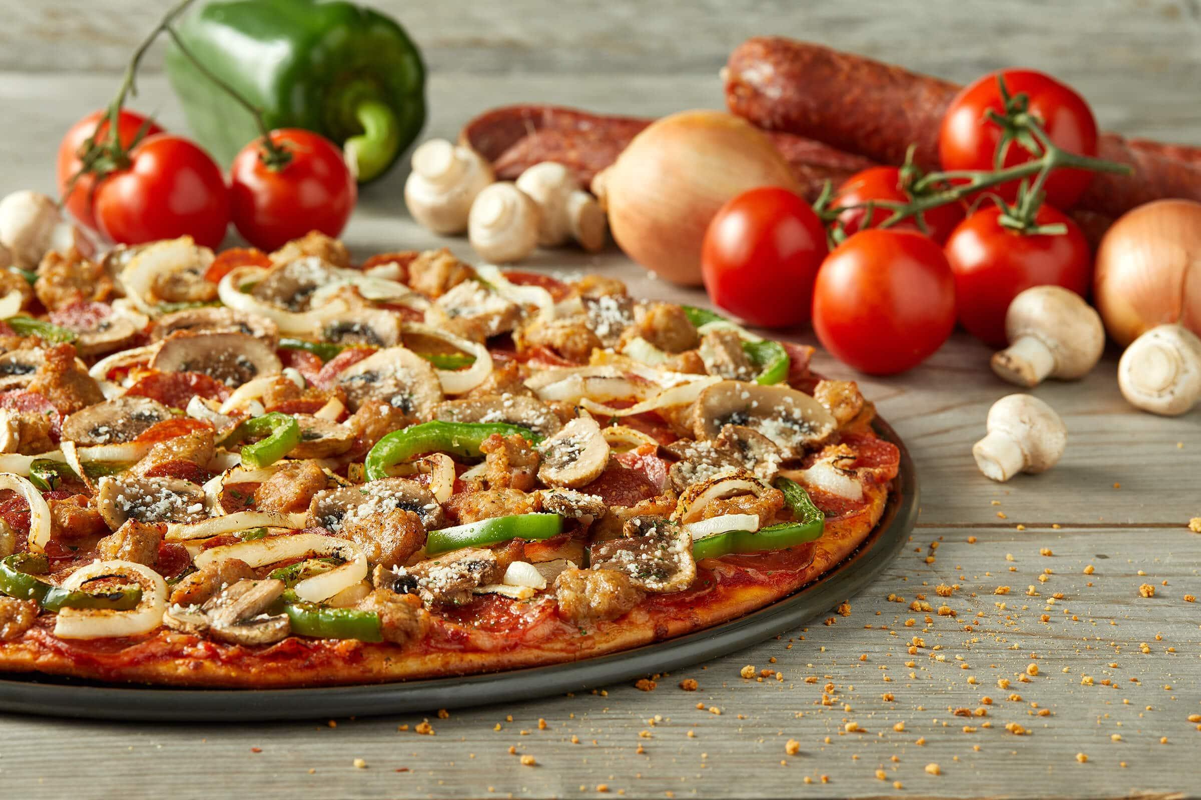 20+ Donatos Gluten Free Pizza Carbs Background