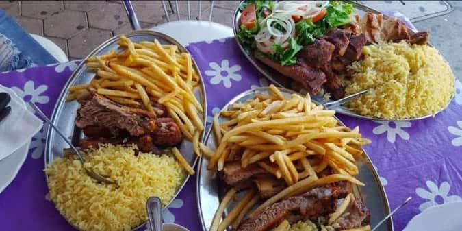 Ferry Street Barbecue Menu For Newark Urbanspoon Zomato