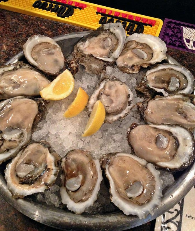 Felix S Restaurant Oyster Bar French Quarter New Orleans Urbanspoon Zomato