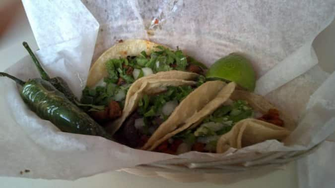 Taqueria Jalisco Chattanooga Food Truck