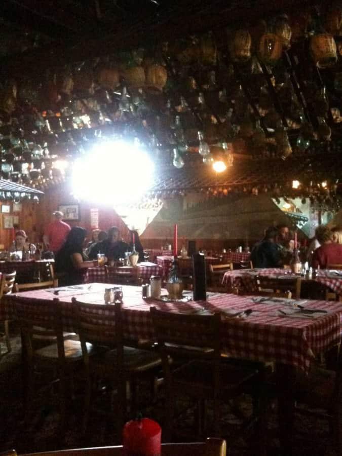 Sorrento S Italian Restaurant El Paso Texas
