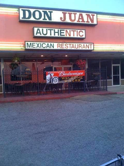Don Juan Authentic Mexican Restaurant Hot Springs National Park Urbanspoon Zomato