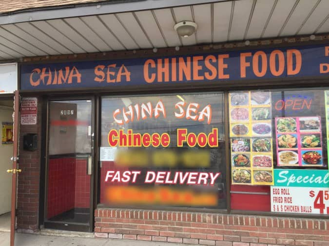 China Sea Mississauga Toronto Urbanspoon Zomato
