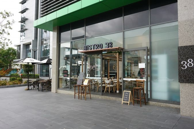 Bistro 38 Chatswood Sydney Urbanspoon Zomato
