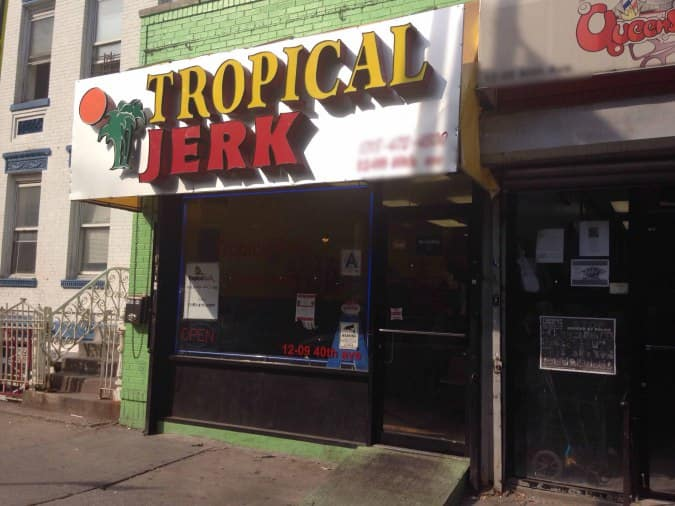 Tropical Jerk Long Island City