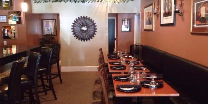 Freshwaters Restaurant Charlotte Menu