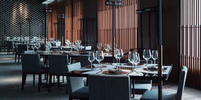 1945 Restaurant Fairmont Jakarta Senayan Jakarta
