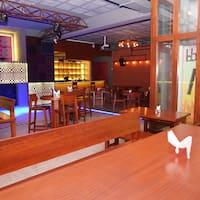 Republique pub terrace lounge hsr bangalore zomato for Terrace 6 pub indore