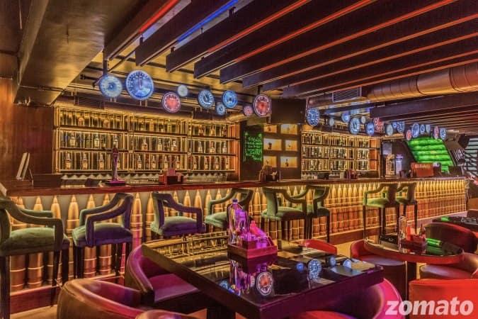 Raftaar The High Speed Lounge Bar Delhi Ncr New Delhi