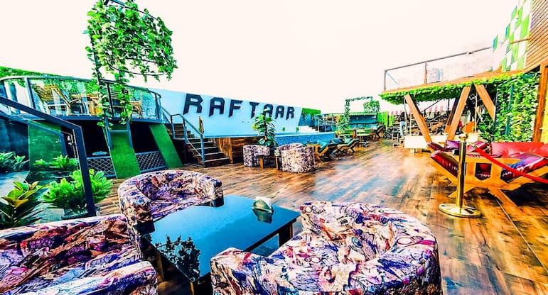 Raftaar - The High Speed Lounge & Bar, Delhi NCR, New Delhi