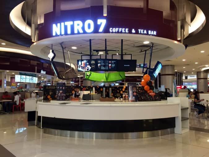 Nitro 7 Coffee Amp Tea Bar New Manila Quezon City Zomato