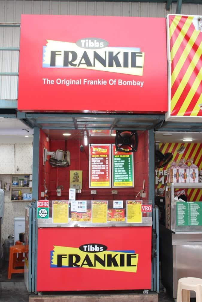Tibbs Frankie Omr Food Street Navallur Menu Zomato