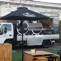 Two Fat Indians Food Truck, Southbank, Melbourne