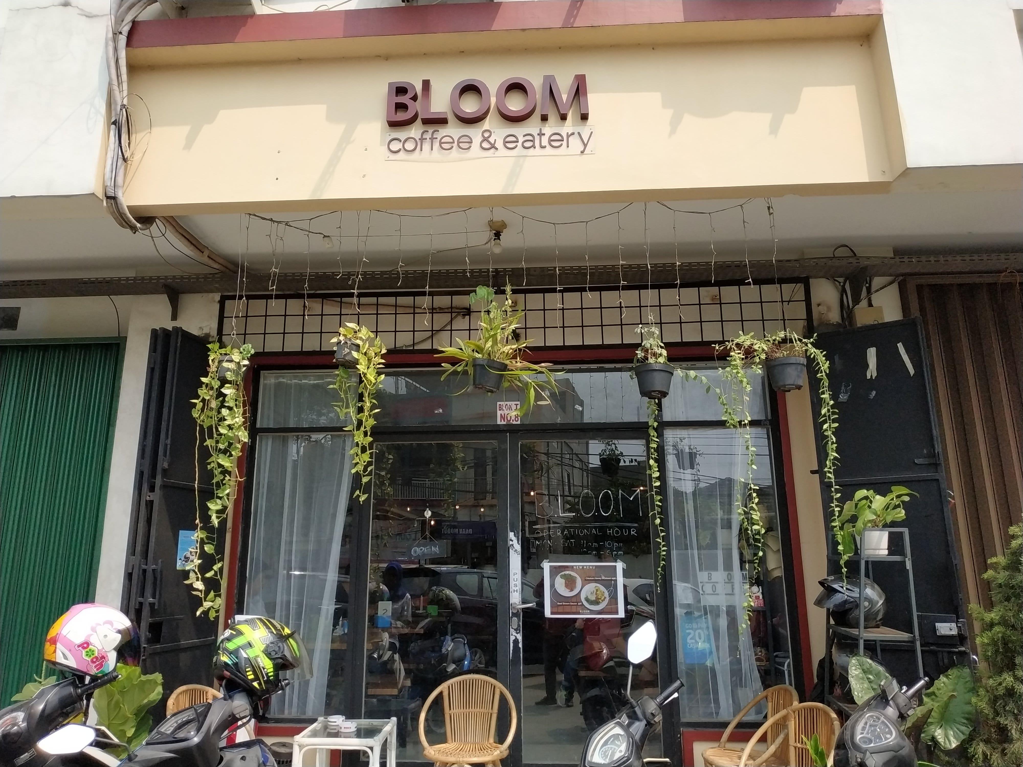 Bloom Coffee & Eatery, Jelambar, Jakarta
