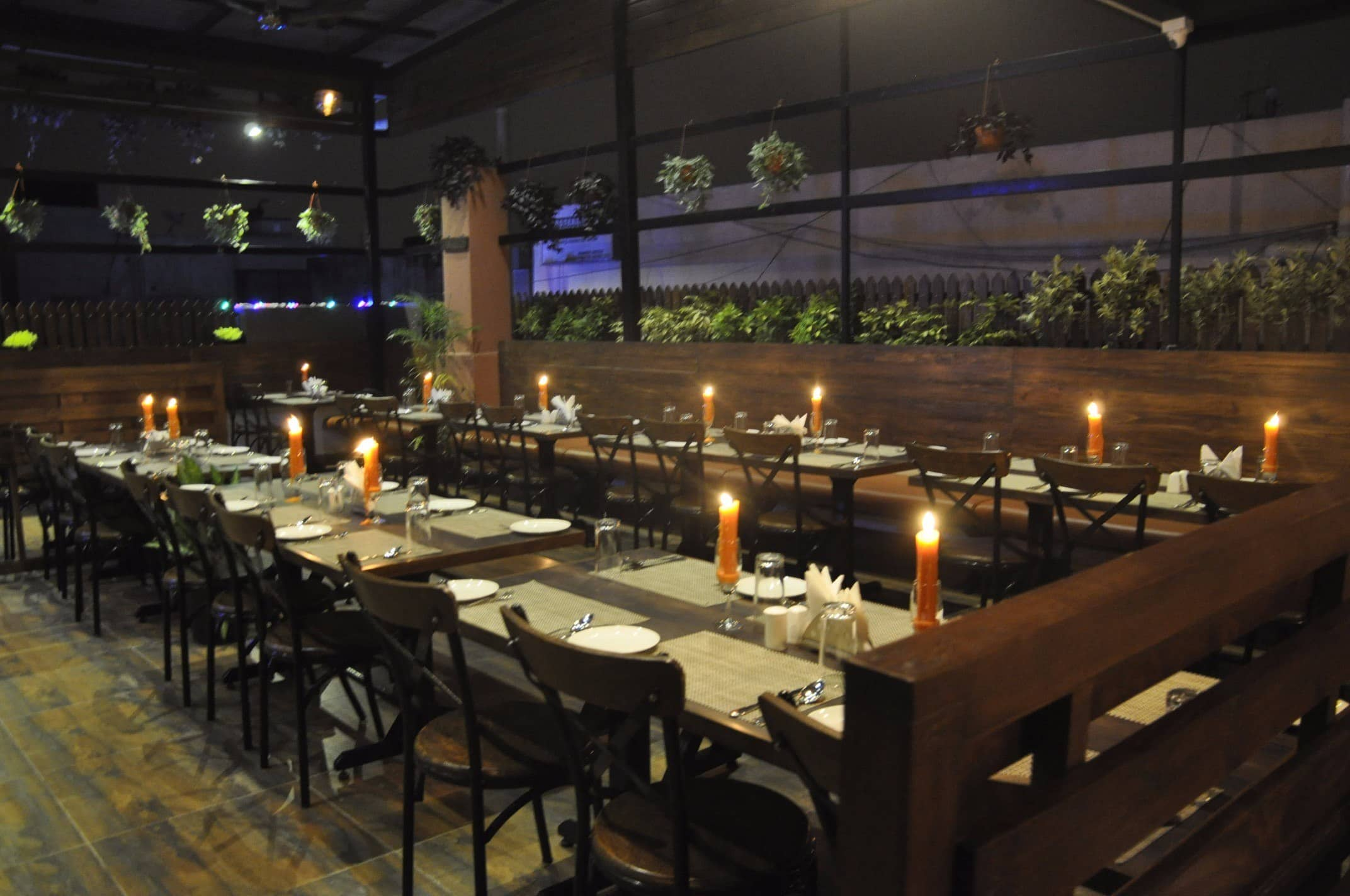 Candle Light Restaurant @ ROOFTOP, Jayanagar Photos