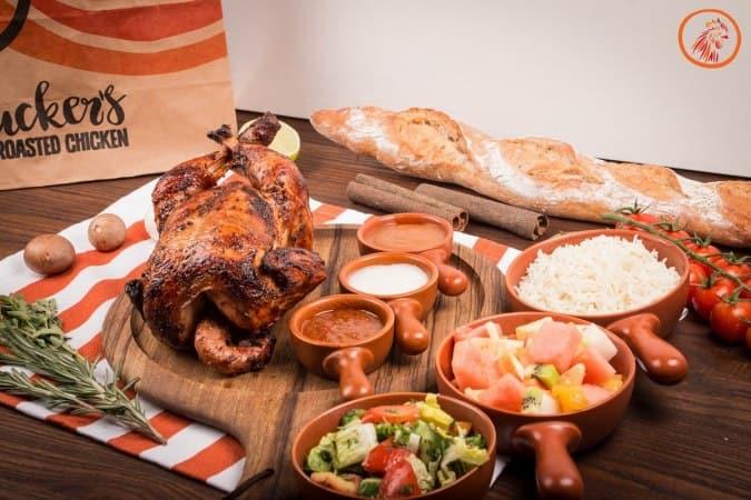 Clucker's Wood Roasted Chicken, Al Barsha, Dubai - Zomato