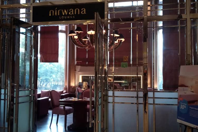 Nirwana Lounge Ambhara Hotel Melawai Jakarta