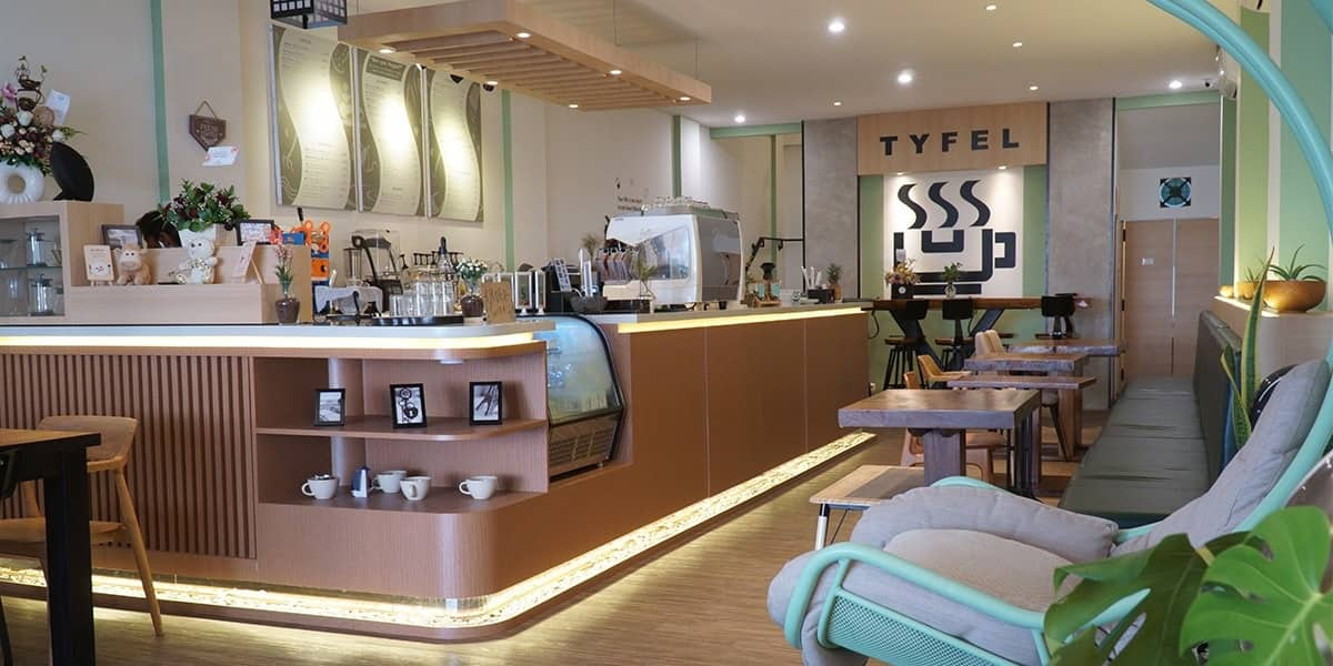 Tyfel Coffee, Tanjung Duren, Jakarta