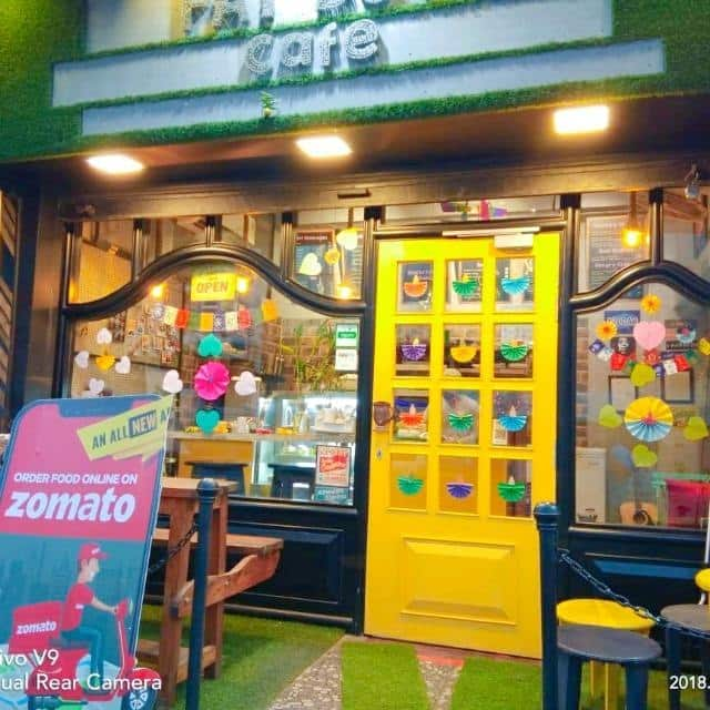 Fat Boy Cafe, Gandhi Nagar, Jammu - Zomato