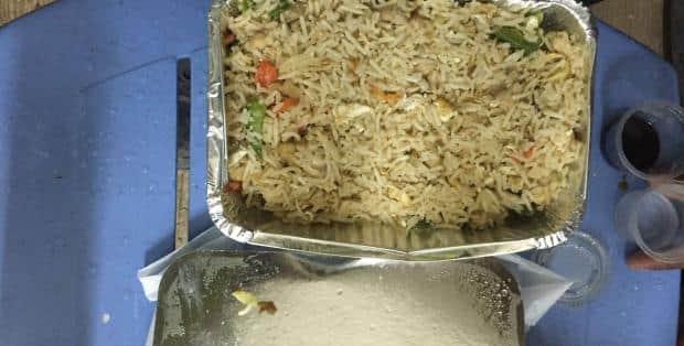 JITHIN's review for Shai Qasr Al Fidhi Cafeteria, Rashidiya
