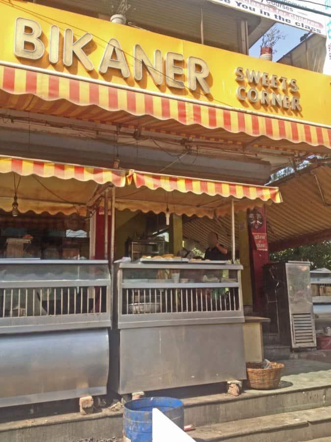 Bikaner sweet menu menu for bikaner sweet rohini new for The food bar zomato