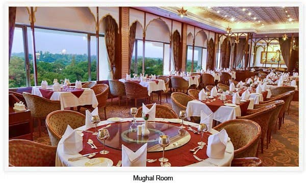 The Mughal Room - Hotel Clarks Shiraz