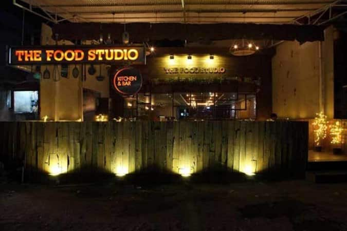 The food studio kitchen bar menu zomato - Bar cuisine studio ...