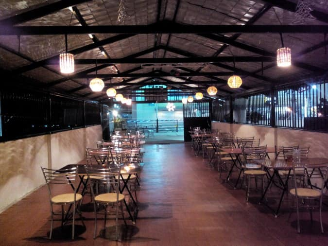 The terrace cafe restaurant bannerghatta road for Terrace restaurants in bangalore