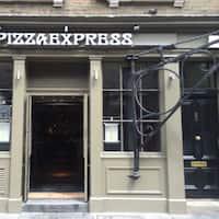 Pizza Express Greek Street Soho London Zomato Uk