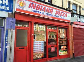 Indiano Pizza Photos Pictures Of Indiano Pizza Forest Gate