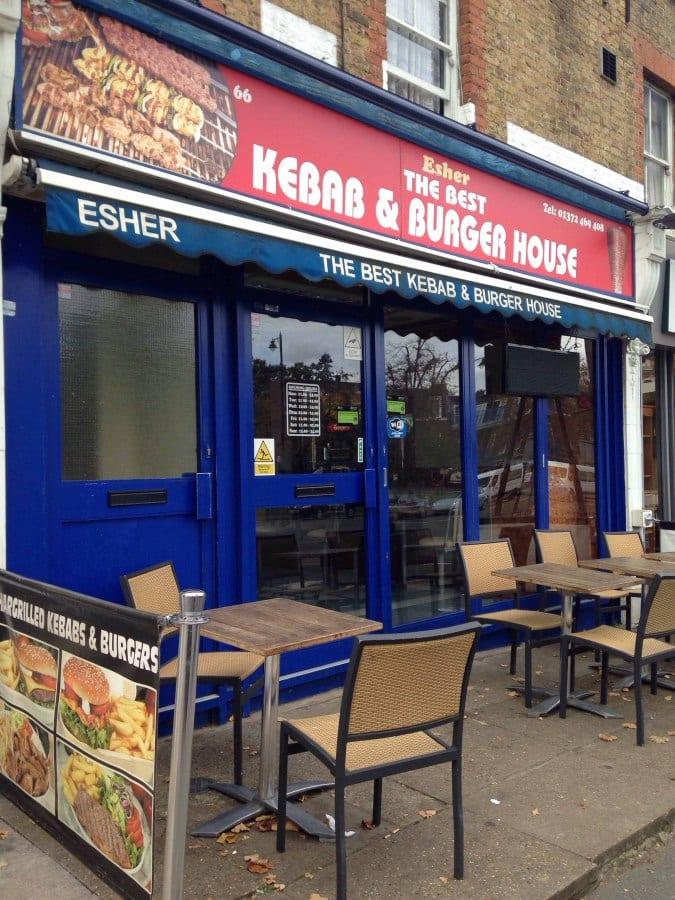 The Best Kebab Burger House Esher London Zomato Uk