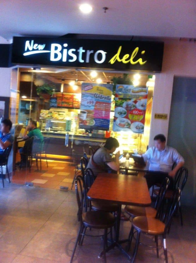 New Bistro Deli Magallanes Makati City Zomato Philippines