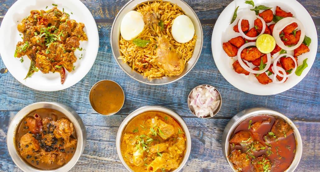 Kaaraikudi Porur Chennai Restaurant