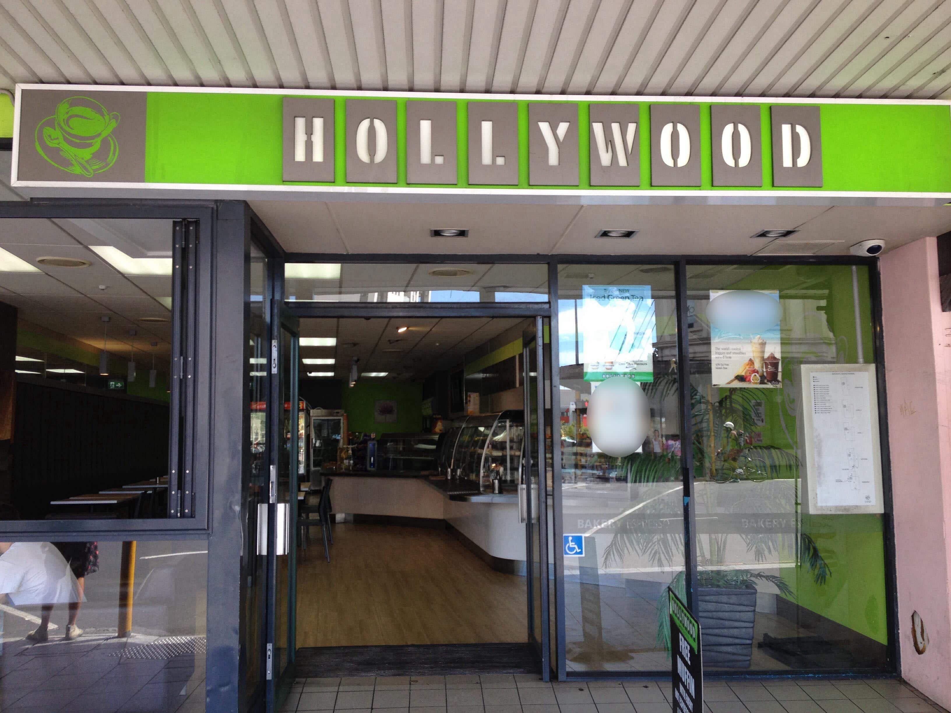 Hollywood bakery karangahape road