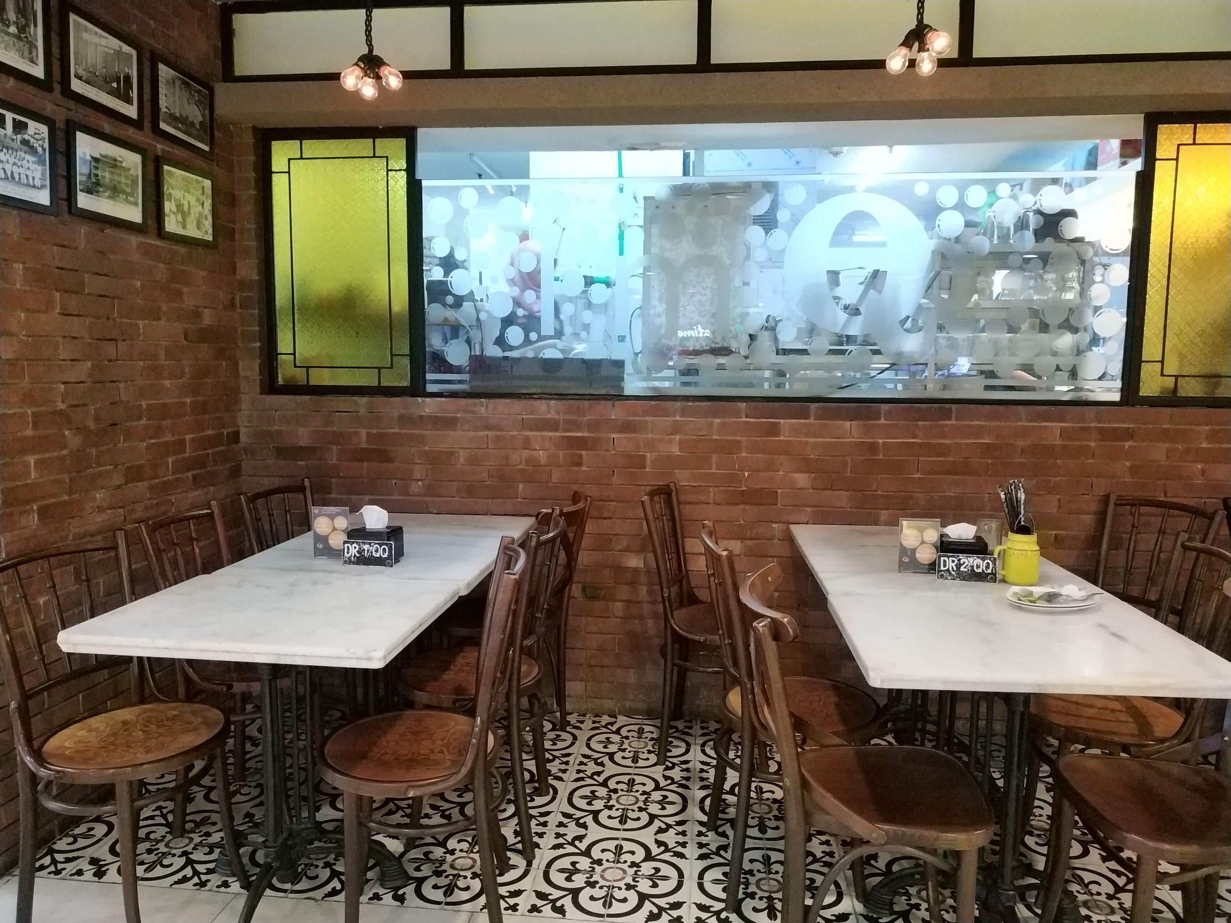 Qq Kopitiam Sudirman Jakarta