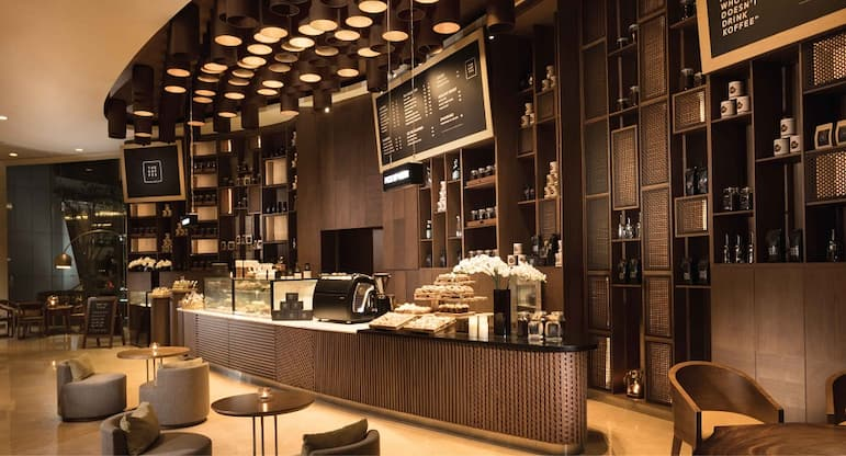 The Koffee Doubletree By Hilton Jakarta Diponegoro Menu