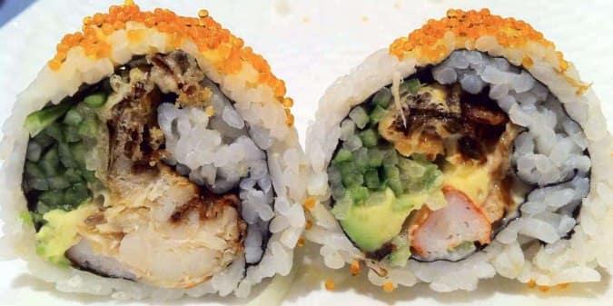 Debit Food Delivery Toronto Sushi