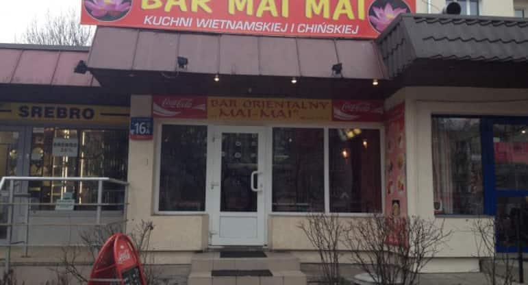 Mai Mai Menu Menu Restauracji Mai Mai Wola Warszawa