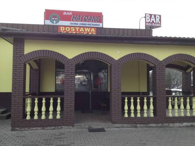 Hai Dang Legionowo Warszawa Gastronaucizomato