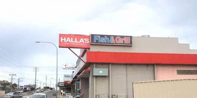 Halla 39 s fish and grill menu urbanspoon zomato for Fish and grill
