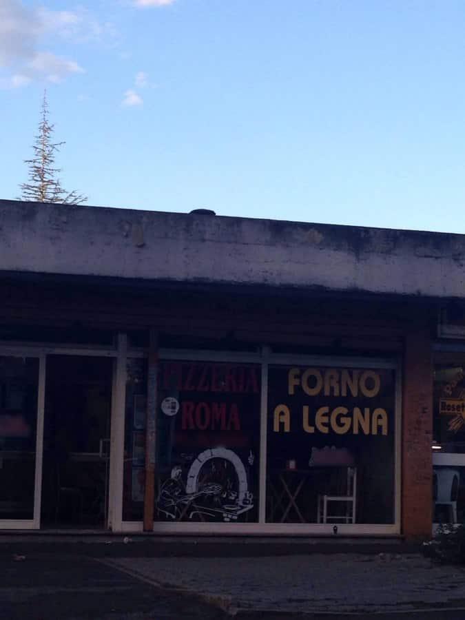 Pizzeria roma a roma foto del menu con prezzi zomato italia - Pizzeria con giardino roma ...